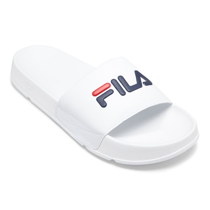 Fila Mens Drifter Slide Sandals in 2020 | Water shoes for