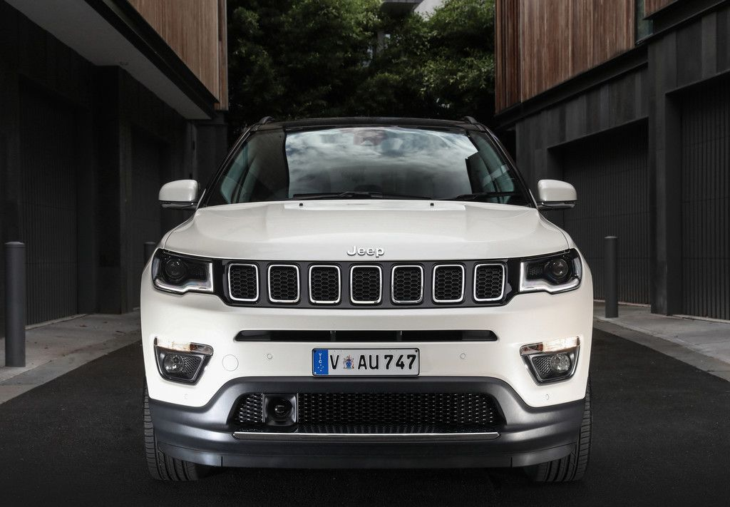 Jeep Compass Limited Au Front 4k Wallpaper Jeep Compass Jeep