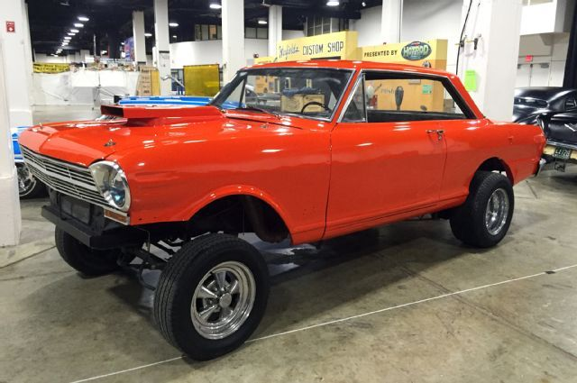 Boston World Of Wheels Car Show Chevy Nova Gasser Vintage Muscle - World of wheels car show boston