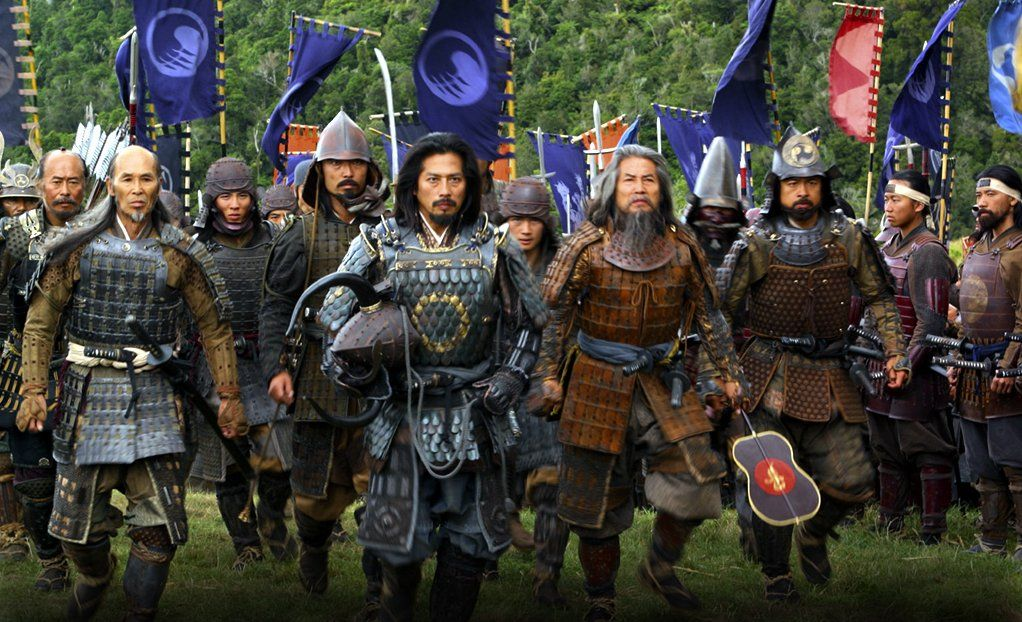 Pin by Film Whisperer on *Cruise, Tom* The last samurai