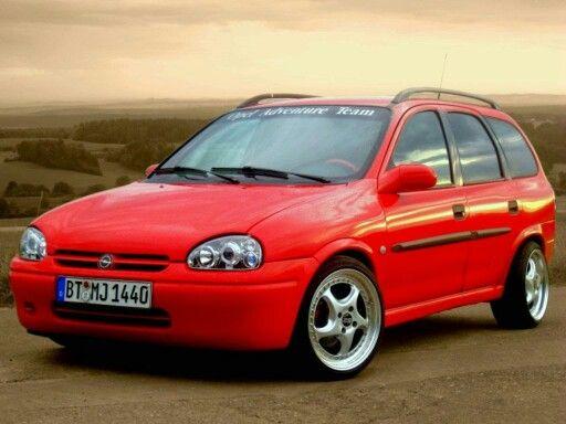 Opel Corsa B Station Wagon Corsa Wind Corsa Classic Corsa B