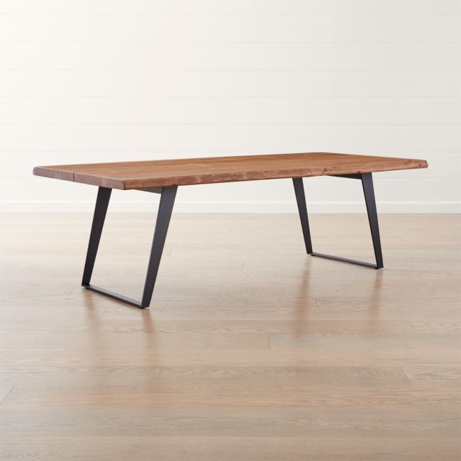 Yukon Natural 92 Quot Dining Table In 2020 Dining Table