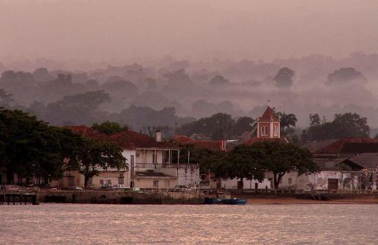 Sao Tome Principe World Cruise Countries Of The World