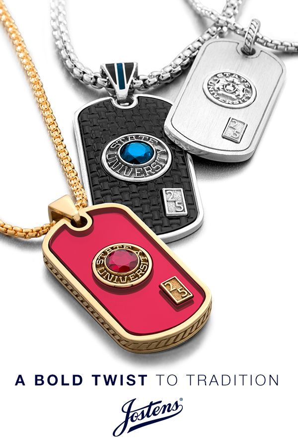 415563e4f1 Your milestone just got more personal. Customize your college class jewelry  to match your style.