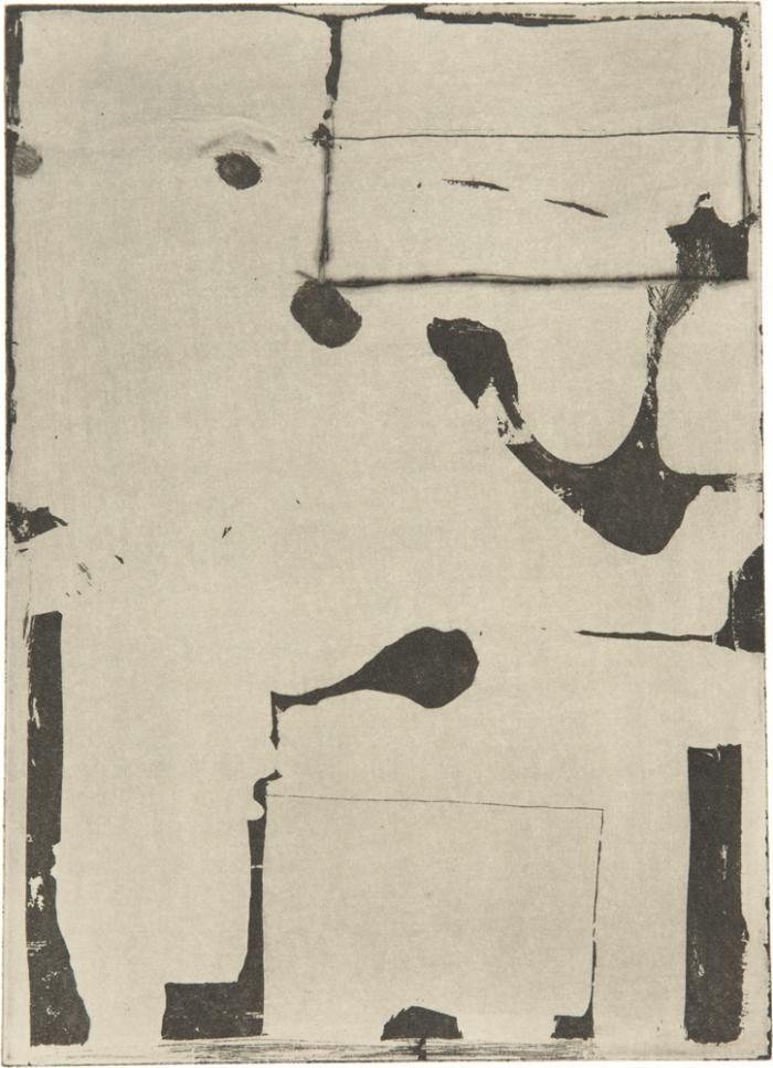 Richard Diebenkorn Five Aquatints with Drypoint #2 | Crown Point Press