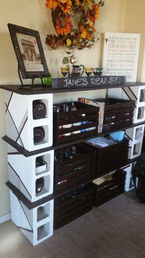 Photo of How to Build Cinderblock Shelves DIY