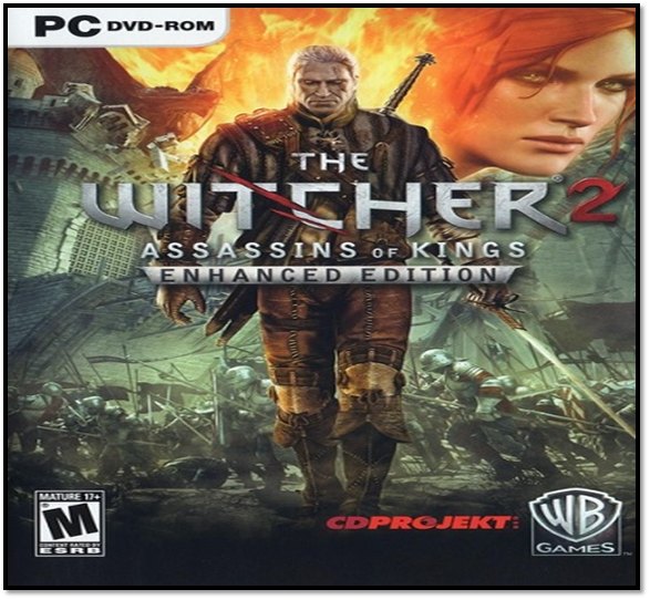 THE WITCHER (assassins OF kings) Witcher 2, The witcher
