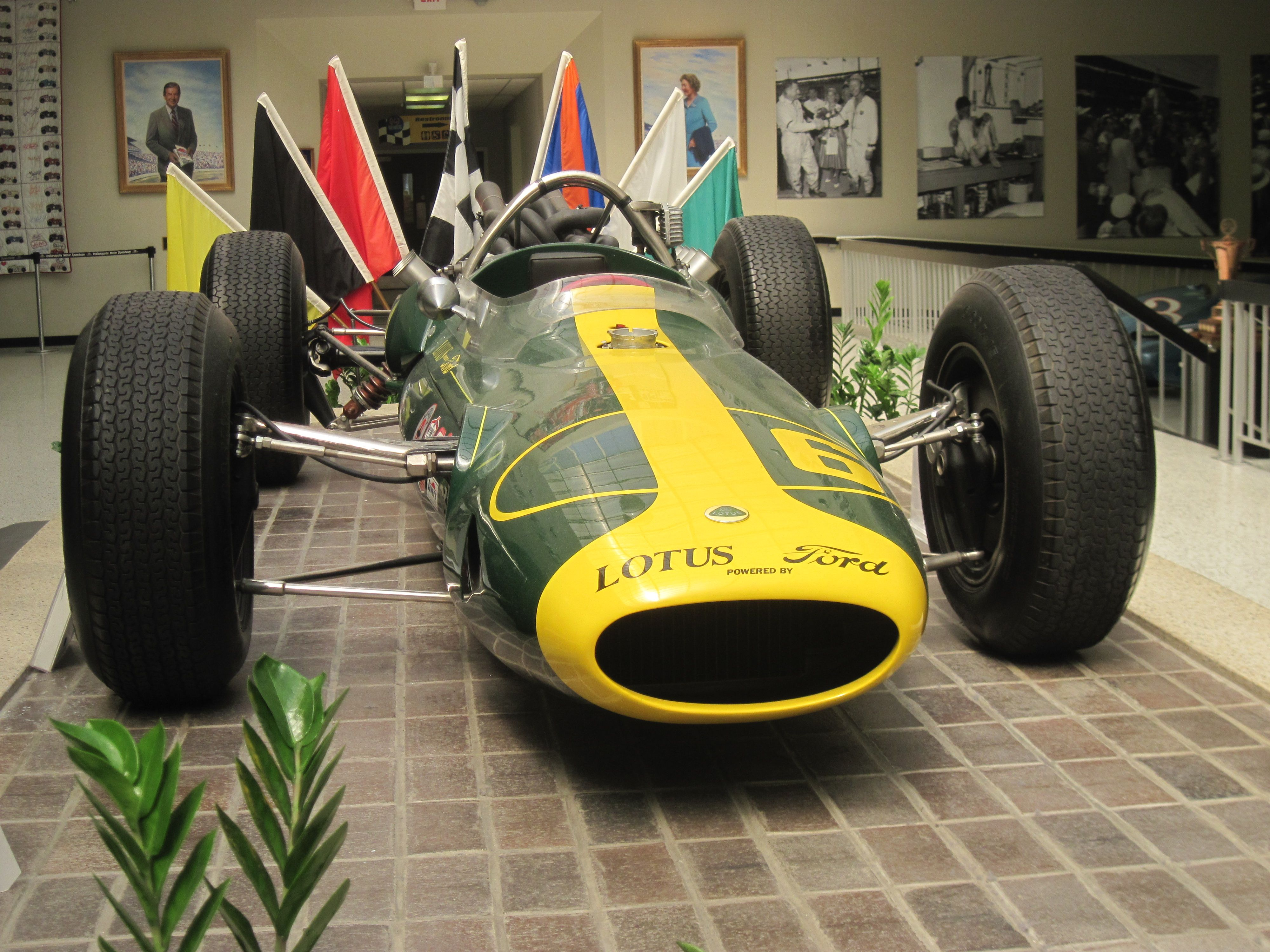 Hall Of Fame Museum Indianapolis Motor Speedway Indianapolis Indy Cars
