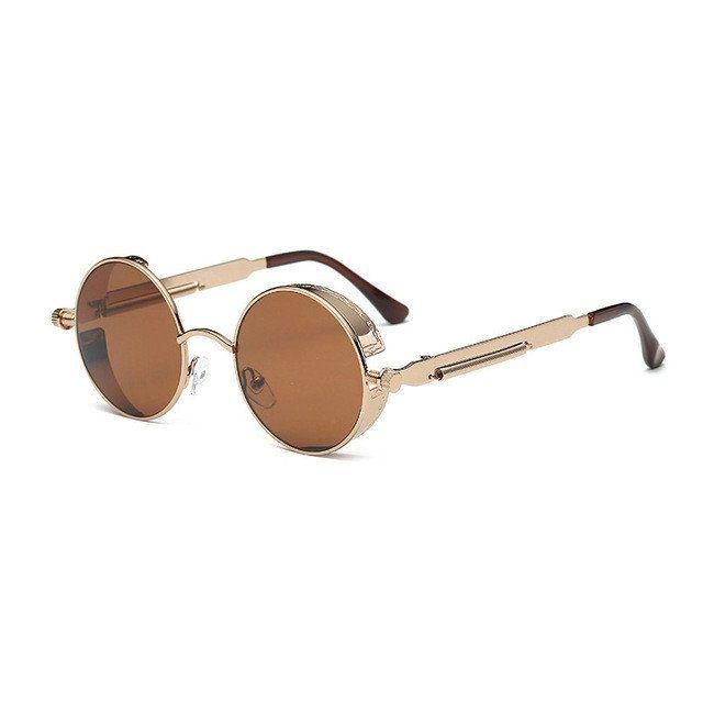 Vintage Women Steampunk Sunglasses Brand Design   estilo moda ... e1249d9767