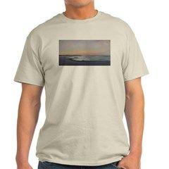 SUNSET WALK ON THE BEACH T-Shirt