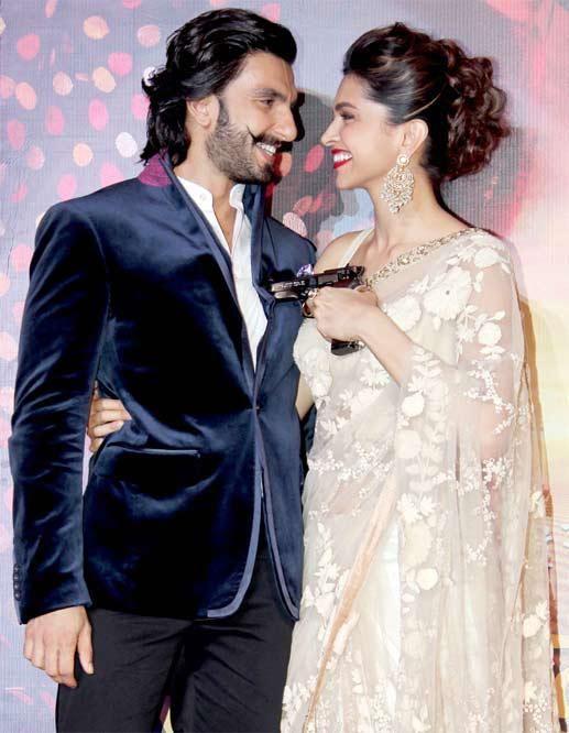 True Love Conquered Deepika Padukone Rushes To See Ranveer Singh In Hospital Ranveer Singh Deepika Padukone Leela