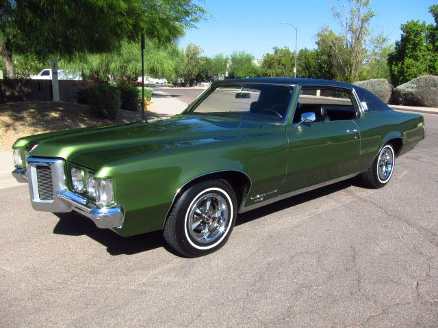 Classic Autos Brokers Vehicle Sold 1969 Pontiac Grand Prix Pontiac Grand Prix Pontiac Vintage Muscle Cars