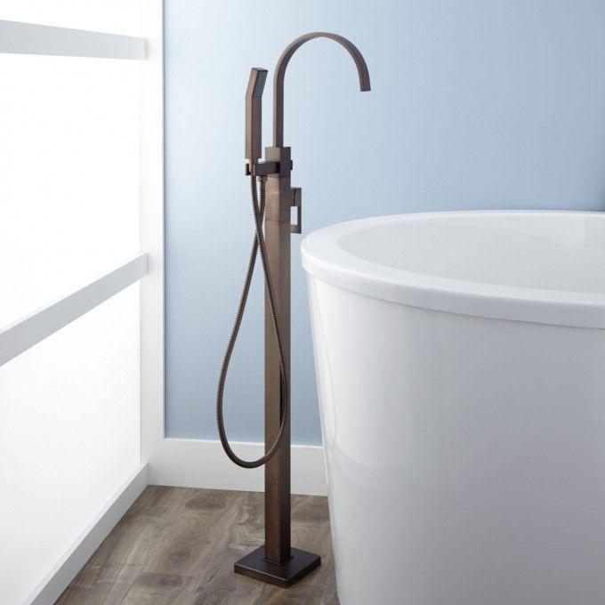 Chadron Freestanding Tub Faucet Freestanding Tub Filler Tub