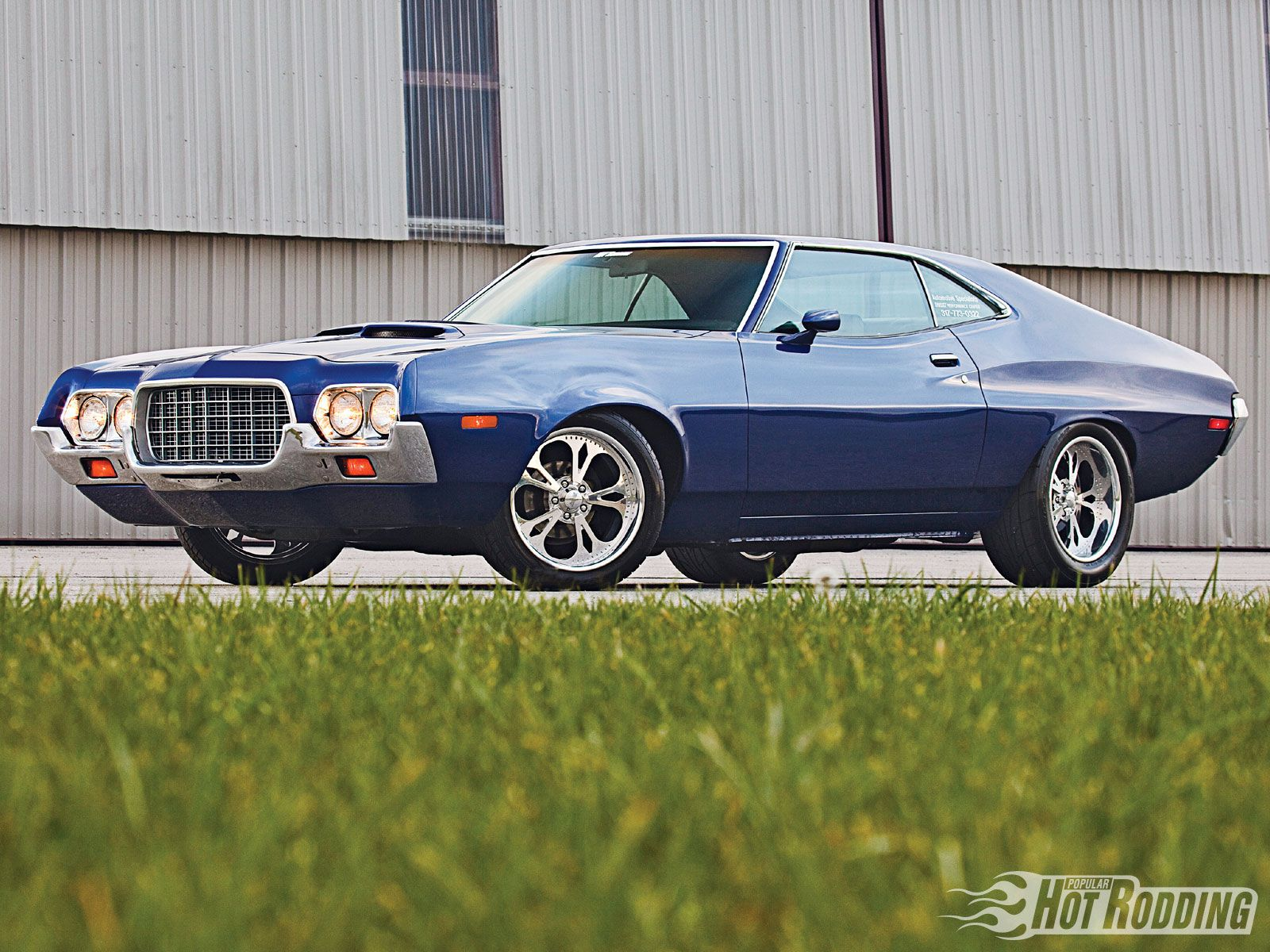 Ford Gran Torino GT 1968 Plan on owning one someday. Needs its C ...