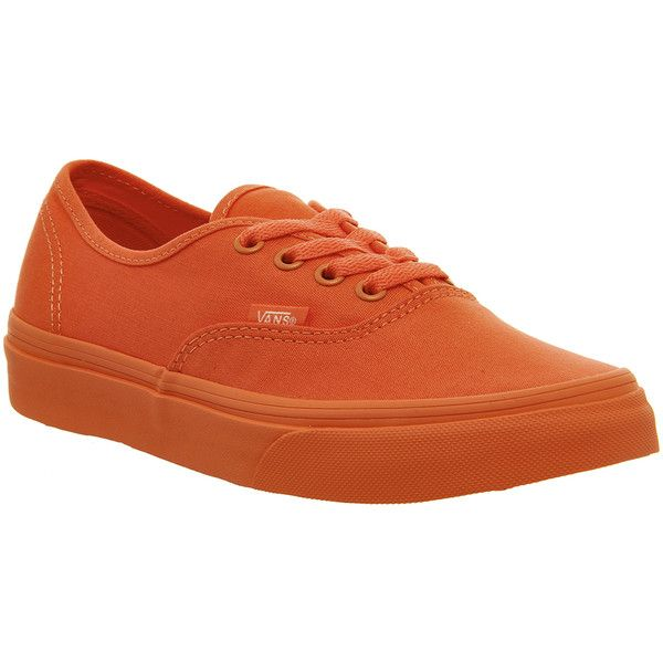 Vans Sneakers Authentic Fusion Coral Mono
