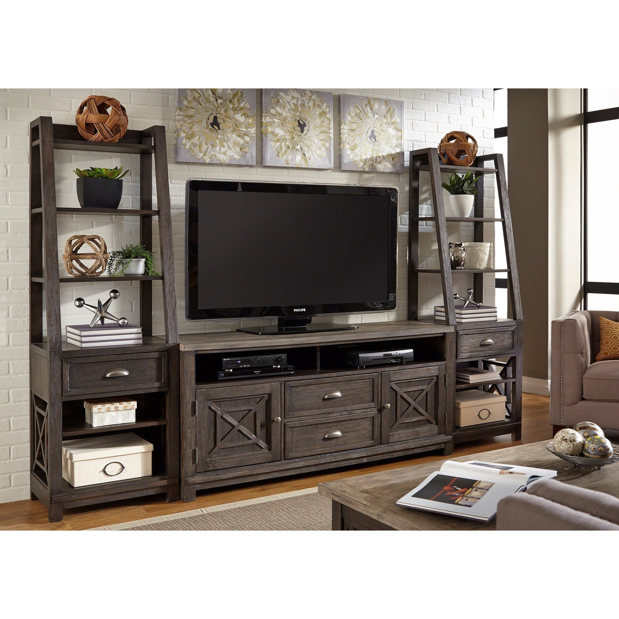 Heatherbrook Transitional Console Bar Table By Liberty Furniture Liberty Furniture Entertainment Wall Units Bedroom Design