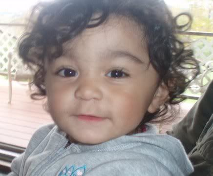 my daughter who is almost two is half mexicanwhite