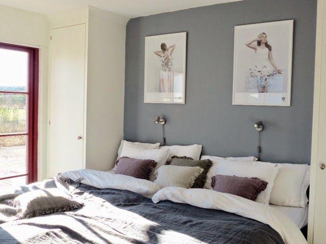grå väggfärg sovrum - Sök på Google | Sovrum | Pinterest | Search