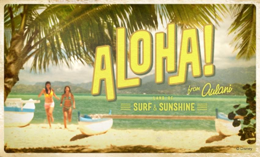 Aulani Resort Facebook