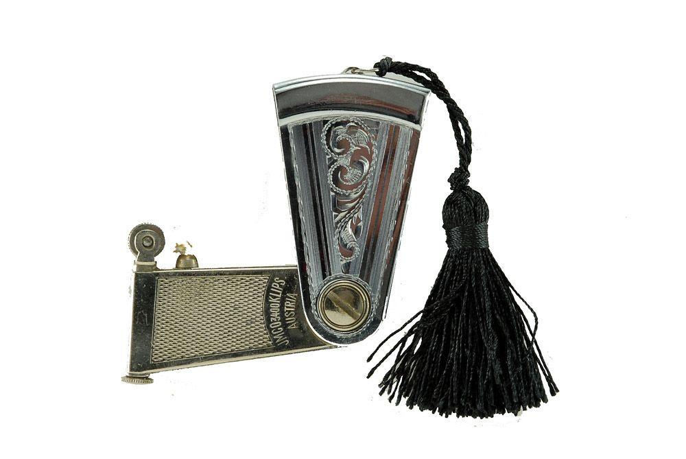 vintage imco klips 1934 3400 cigarette lighter 3