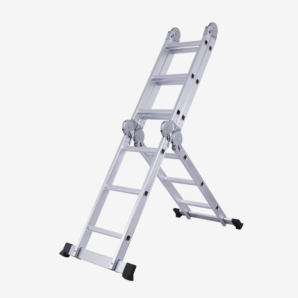 Equal Foldable Multipurpose Aluminium Super Ladder For Home And Industrial Purpose In 2020 Multi Purpose Ladder Ladder Aluminium Ladder