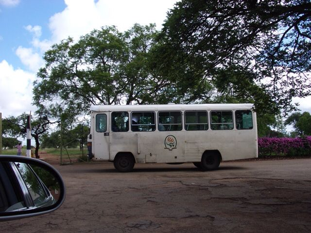 Townsend High School Bus Bulawayo Bulawayo Townsend Memories