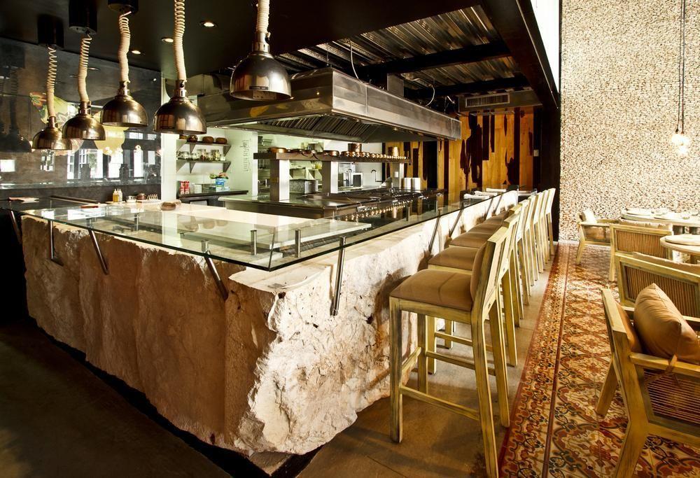 Aeccafe Com Archshowcase Nectar Restaurant In Yucatán
