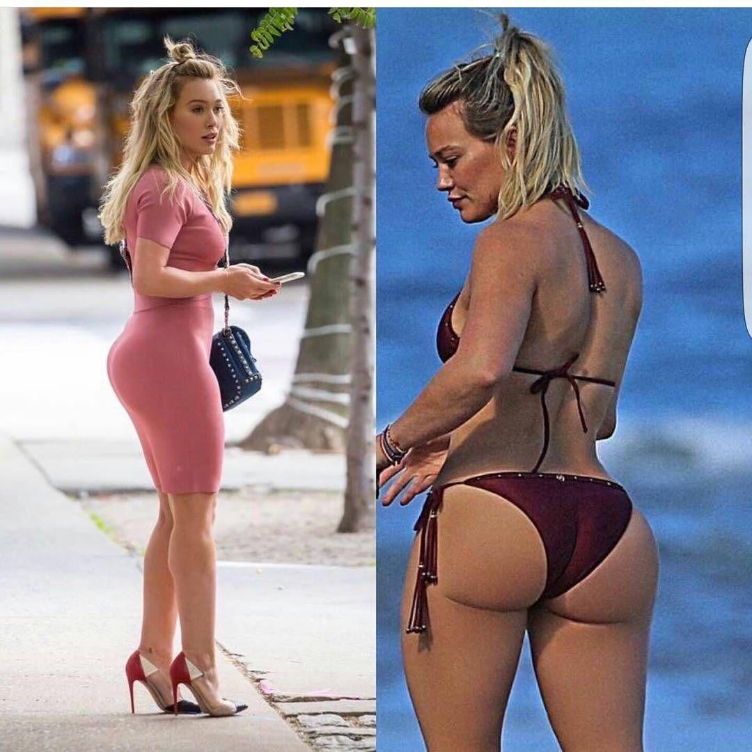 Hilary duff sexy ass — photo 5