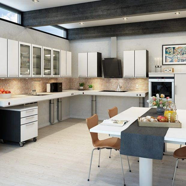 An Accessible Kitchen According To Your Personal Taste