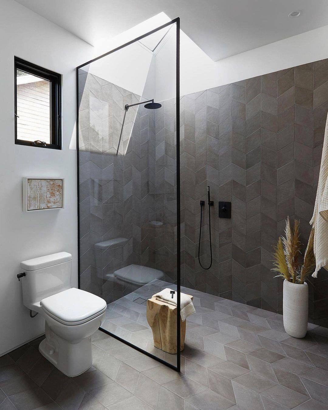 Amazing Bathroom Ideas On Instagram Amazing Bathroom Idea By Thedelvegroup Doub In 2021 Bathroom Design Bathroom Design Small Beautiful Small Bathroom Designs Bathroom idea pictures pictures