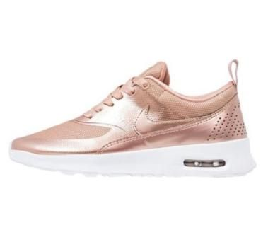 Nike Air Max Thea Rosegold metallic 36,5 in Baden