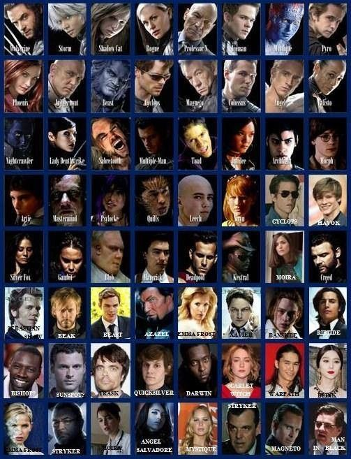 Lego Xmen Days Of Future Past Carricters Huge X Men Cast X Men Days Of Future Past Facebook X Men Funny X Men X Man Cast