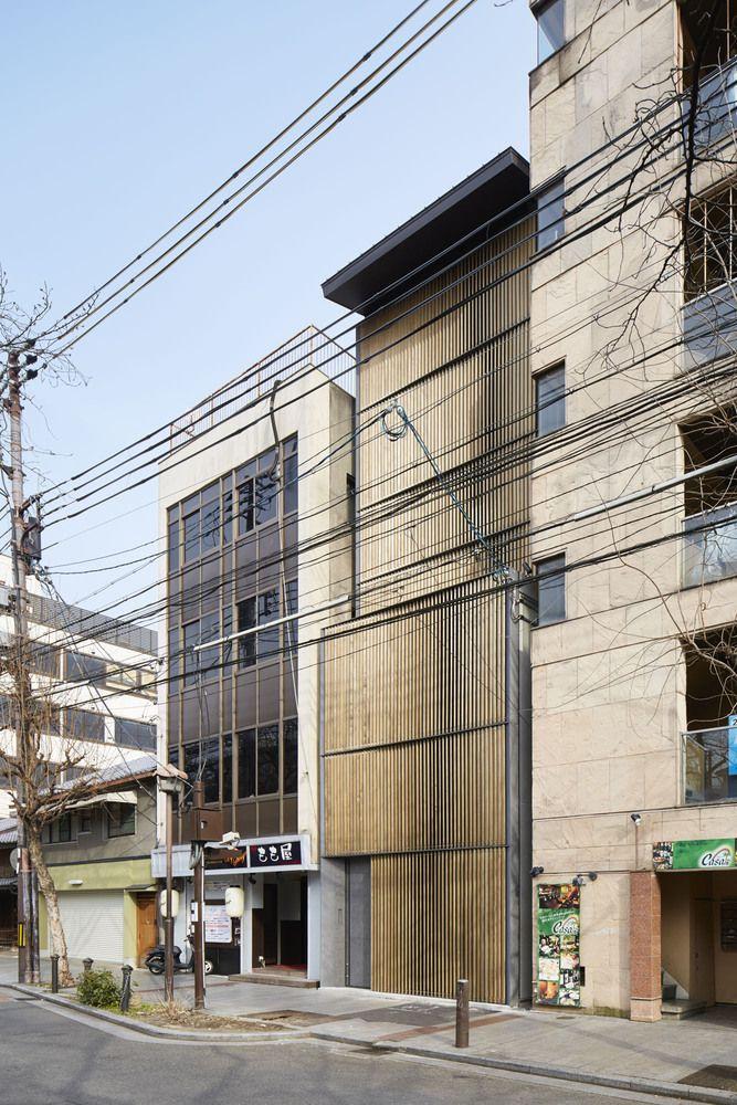 K8 in Kyoto,© Nacása & Partners