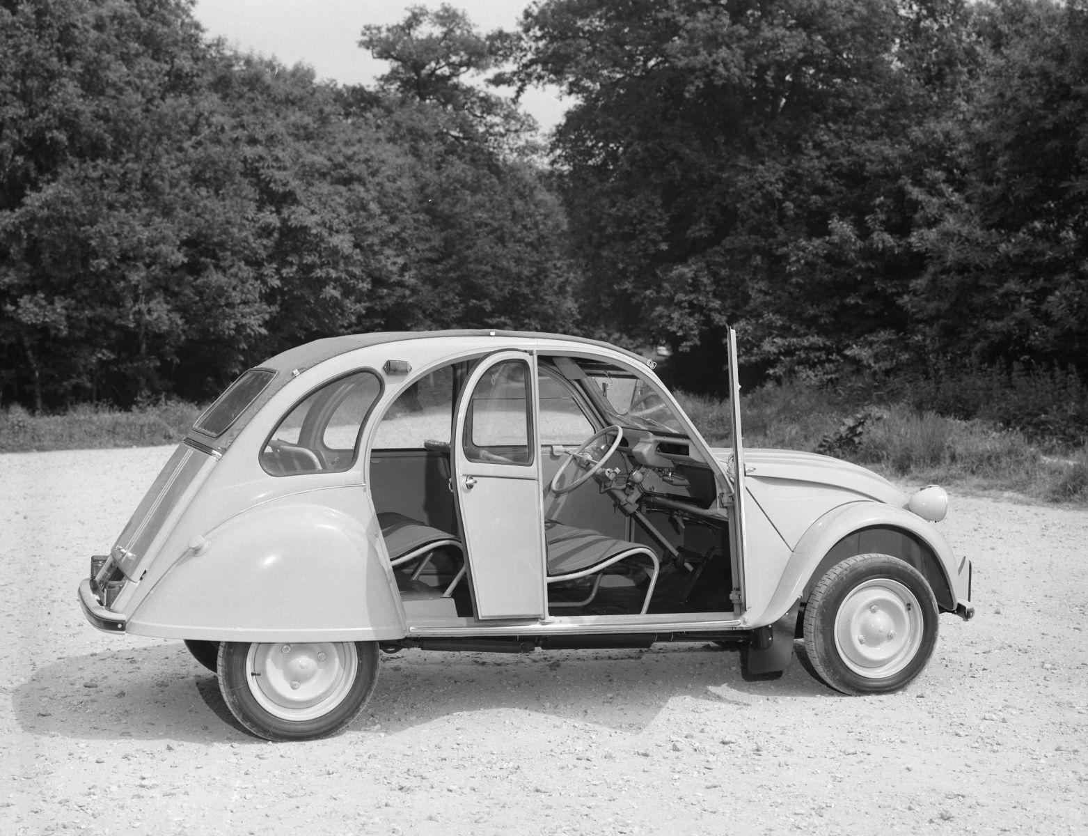 Citroen 2 Cv Aza 1968 Autos Motos