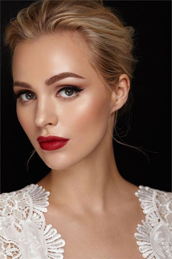 Photo of Wedding Makeup: 37 Gorgeous Ideas and Our Top Tips