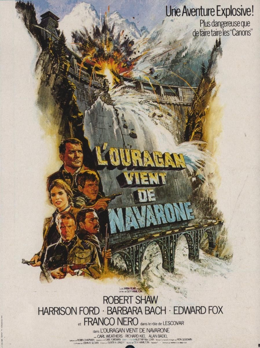 Les Canons De Navarone Streaming : canons, navarone, streaming, French, FORCE, NAVARONE, Released, Stars, Harrison, Ford,, Weathers,, Barbara, Bach,, Franco, Nero,, And…, Streaming, Movies,, Streaming,, Weathers