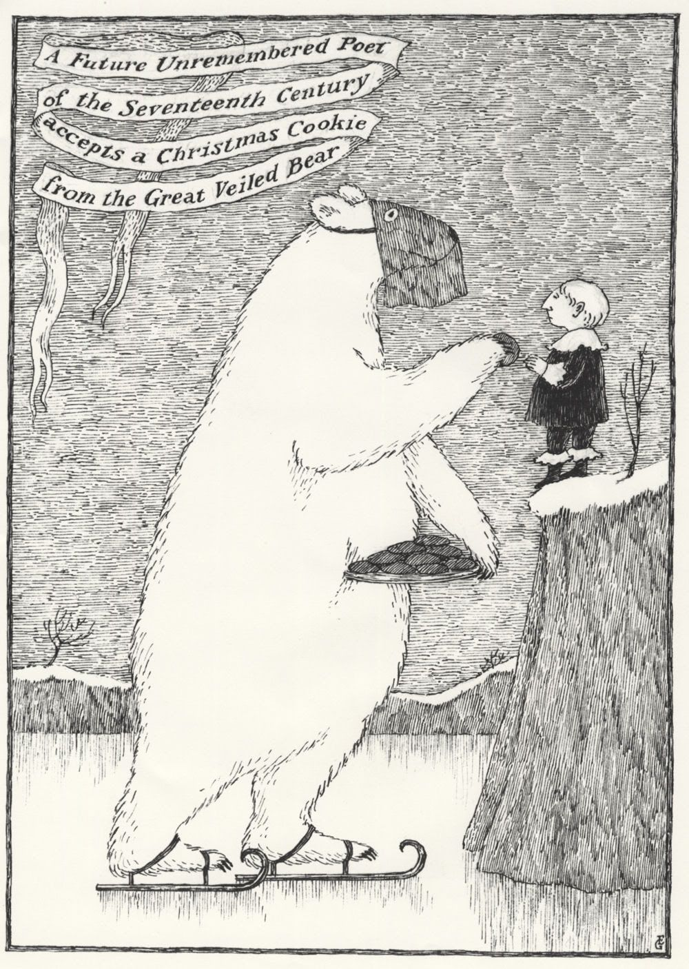 getting lost in the world of Edward Gorey | Art | Pinterest | Edward ...