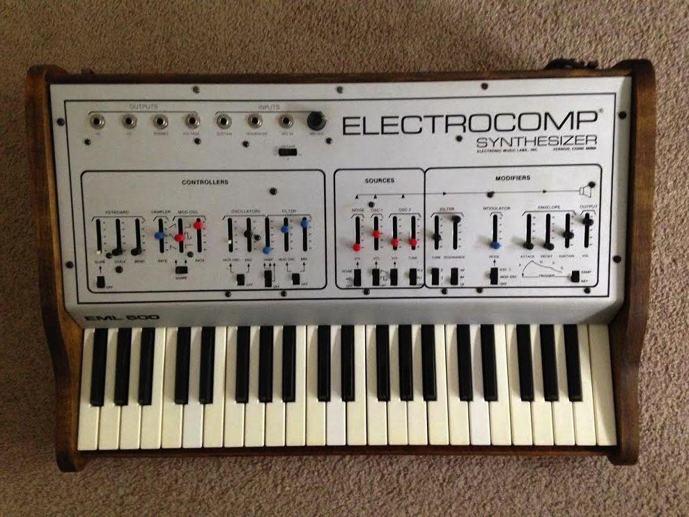 Electrocomp 500