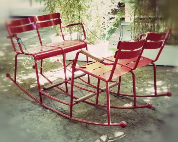 swing park chairs