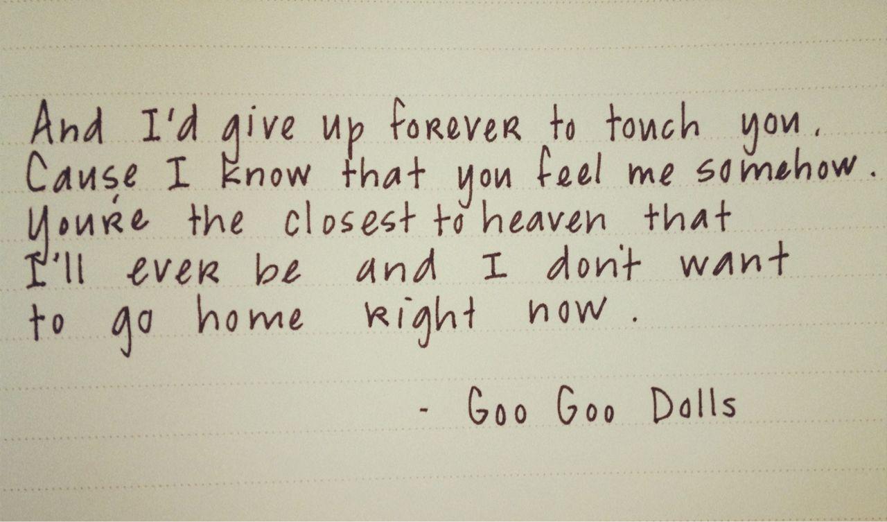 Goo Dolls
