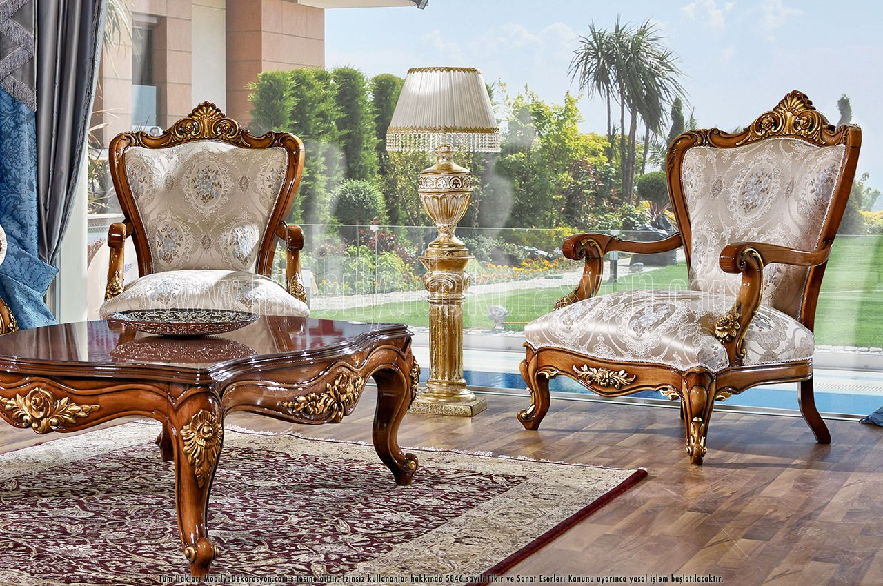 Kral Oturma Grubu Furniture Dining Chairs Home Decor
