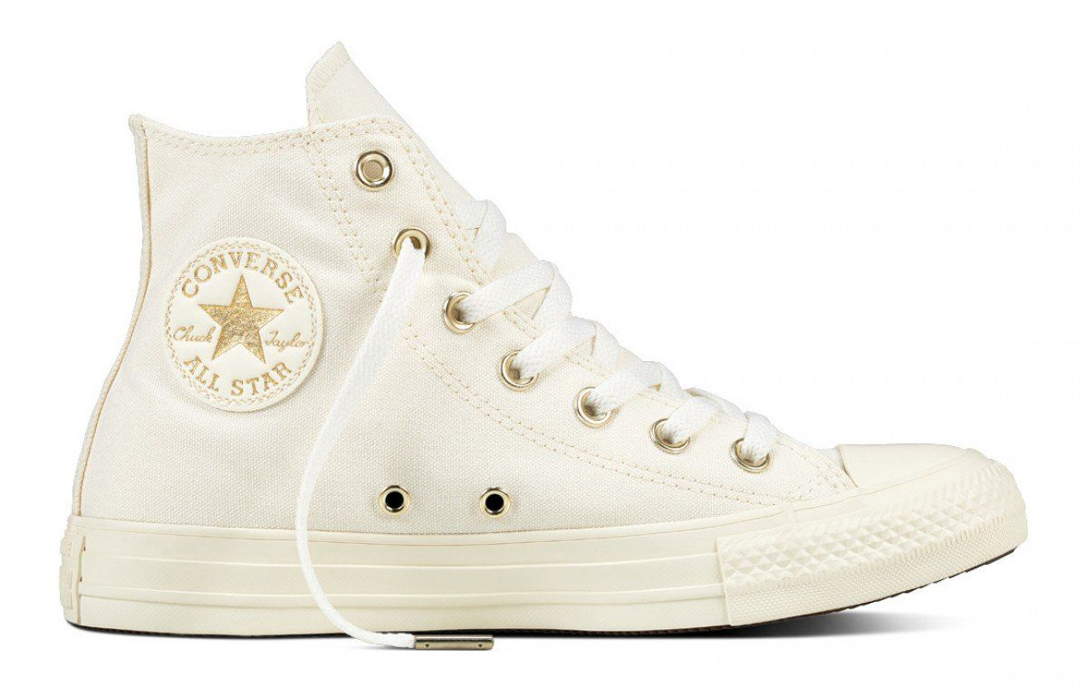 CONVERSE CHUCK TAYLOR ALL STAR WOMEN'S HI TOP EGRETEGRET