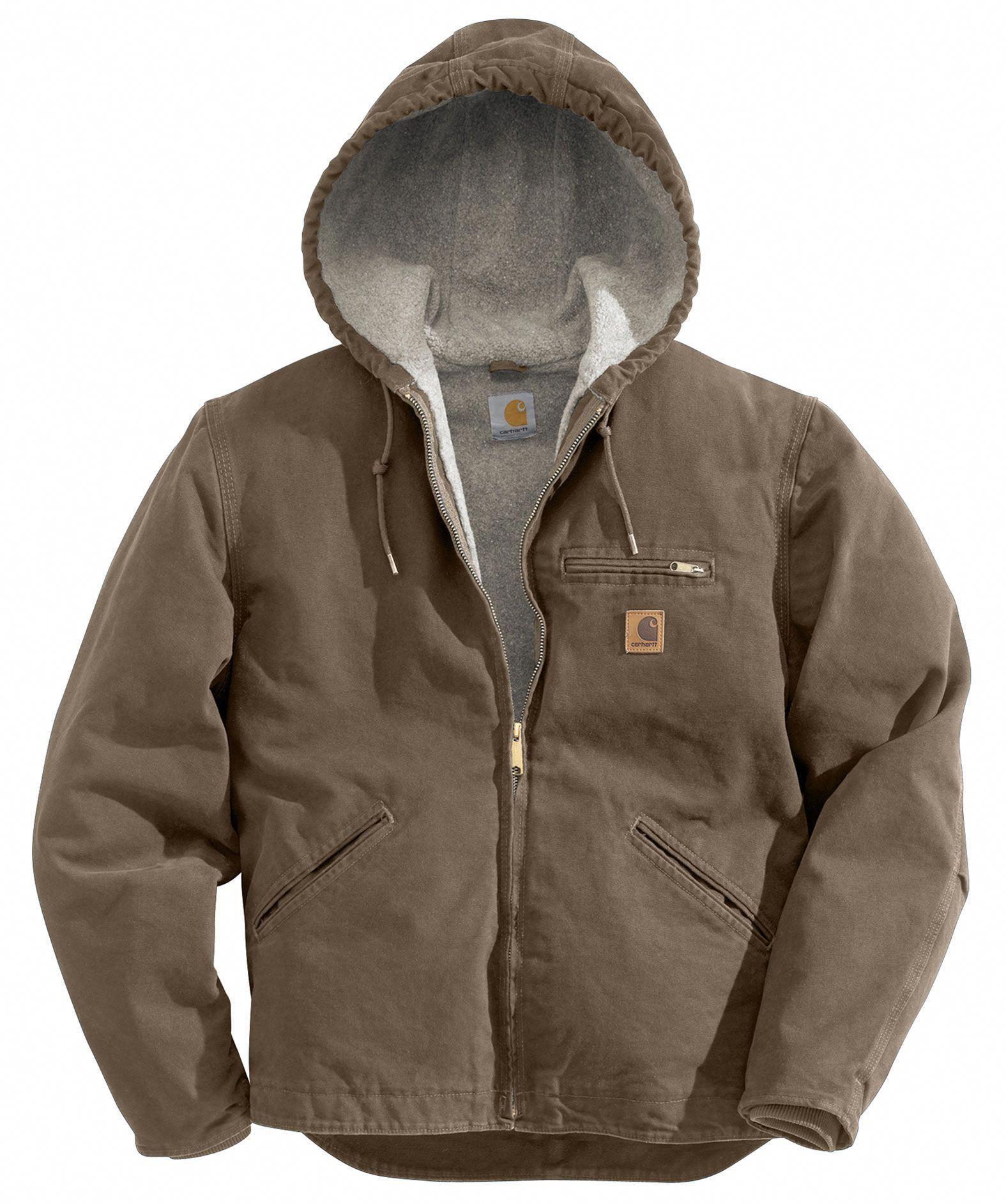 Carhartt Women's X Small Blk Black Sandstone Sierra Jacket