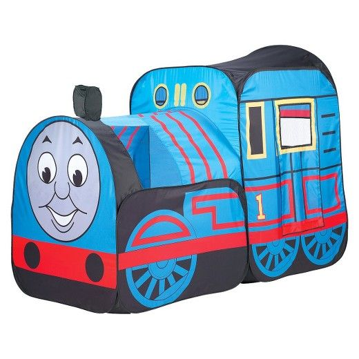 Bring out your childu0027s imaginative skills with the Playhut Thomas the Tank Engine tent. Its  sc 1 st  Pinterest & Playhut Thomas the Tank Engine Vehicle | Thomas the train Thomas ...