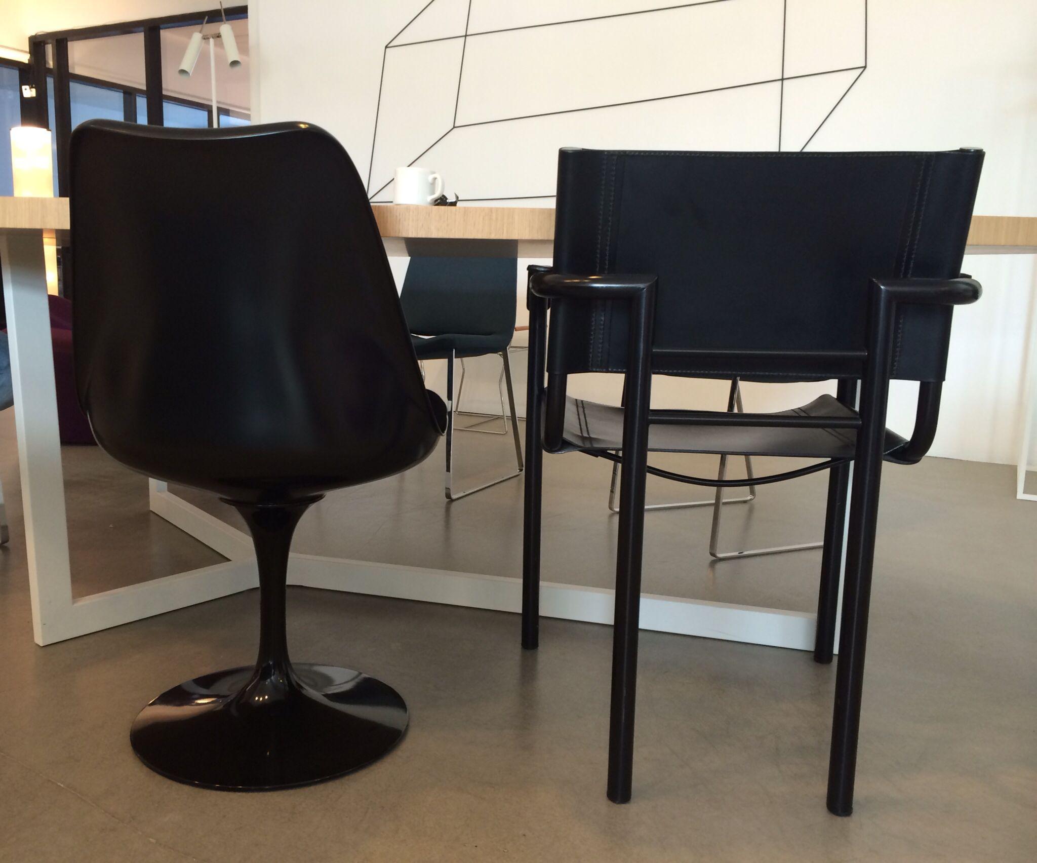 Tulip Stoel Knoll : Tulip chair saarinen voor knoll gecombineerd met jaar oude