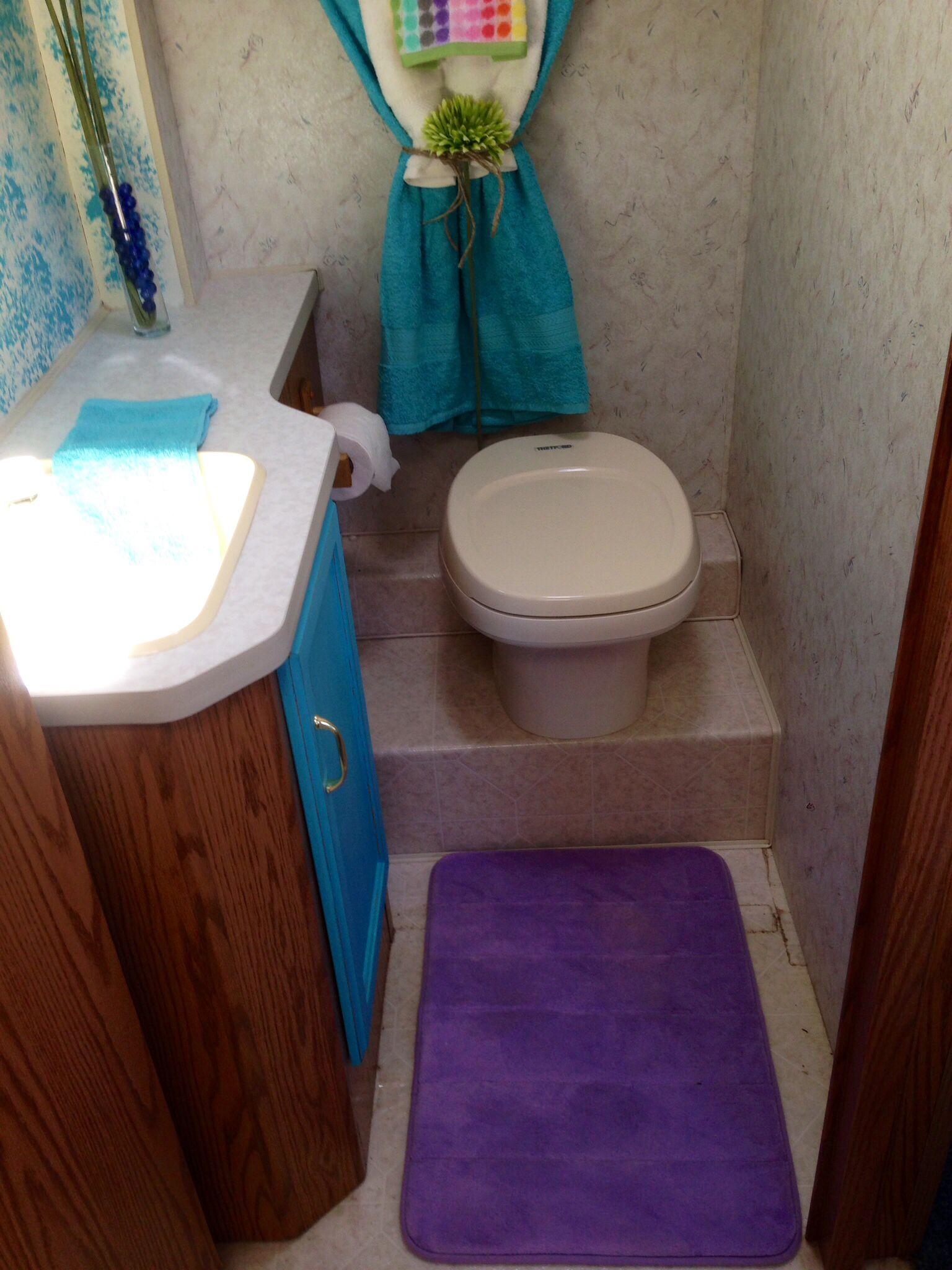 Bathroom redecorating