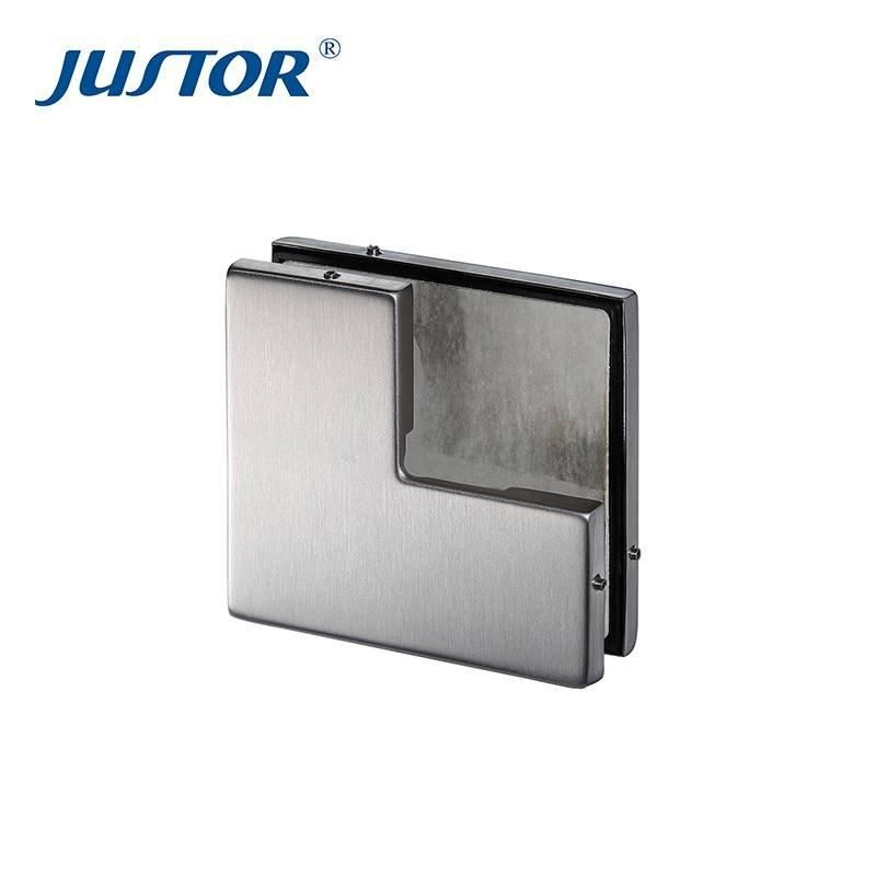 Ju 460 Factory 10 12mm Stainless Steel Glass Patch Fitting In 2020 Fittings Glass Door Clamp