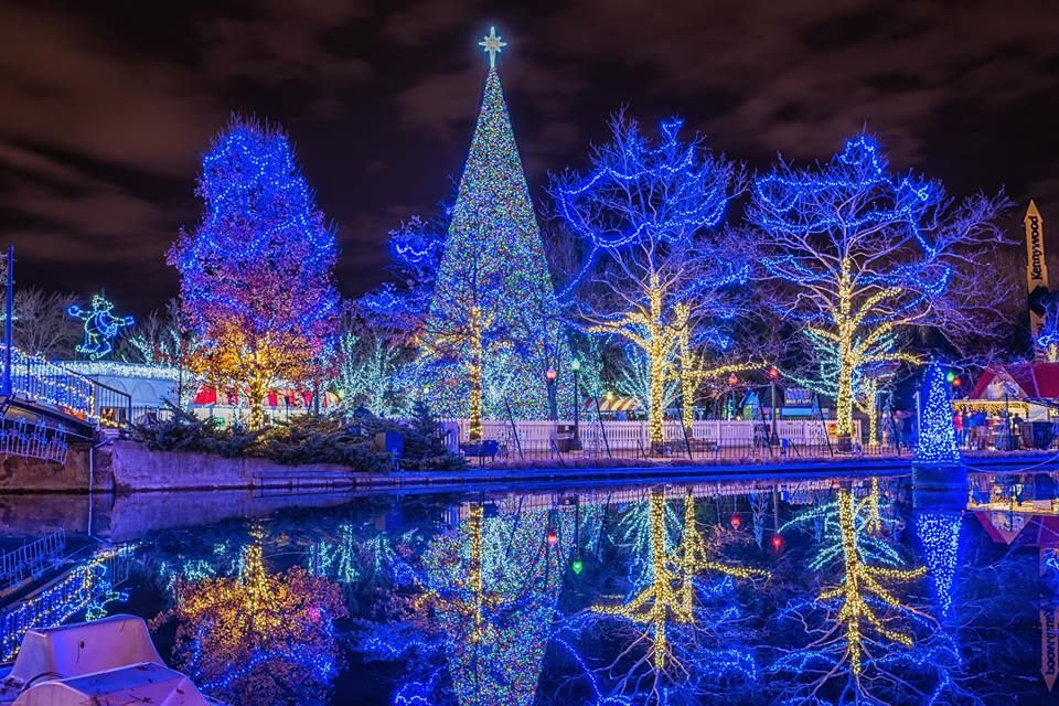 Kennywood Lights by Stephen Docherty | Pittsburgh Pa. | Pinterest ...