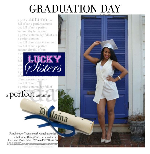 """""""Congratulations 2016 Graduates !"""" by theluckyknot on Polyvore featuring Melissa"""