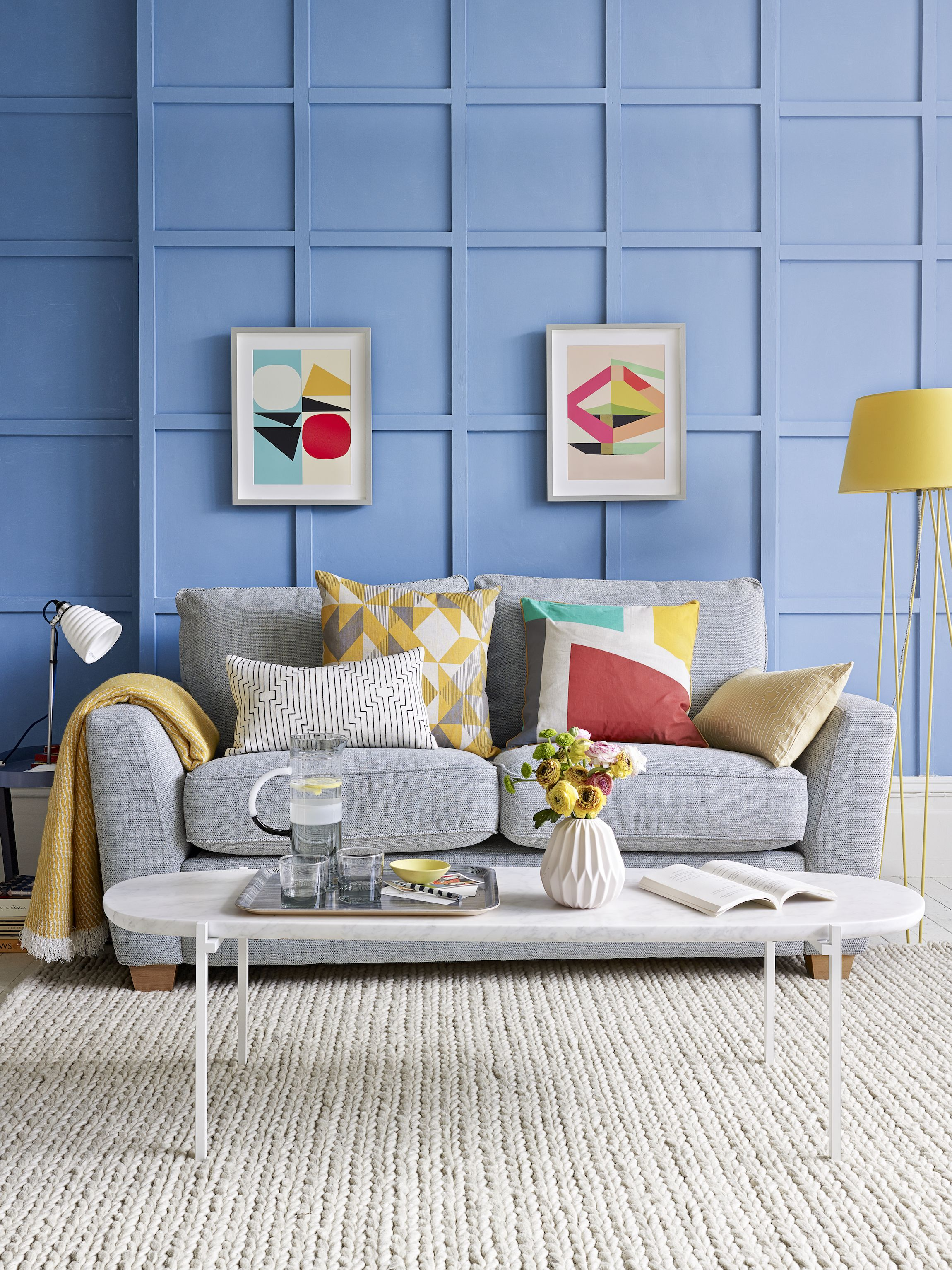 Browse House Beautiful S Exclusive Collection Of Gorgeous Sofas At Dfs Bright Living Room Gorgeous Sofas Beautiful Homes